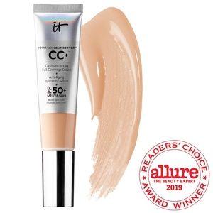 ✨NEW✨ IT Cosmetics CC+ Cream with SPF 50+